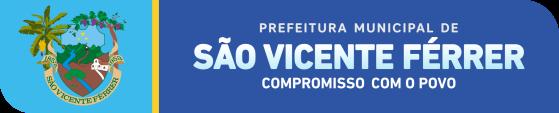 Prefeitura Municipal de São Vicente Férrer – PE